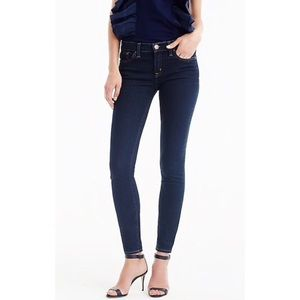 J. CREW 'toothpick ankle' skinny jeans